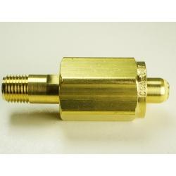 CGA 347 Nut and Nipple
