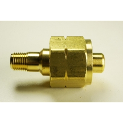 CGA 677 Nut and Nipple
