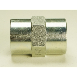 "1/8"" fNPT x 1/4"" fNPT Reducing Coupling"