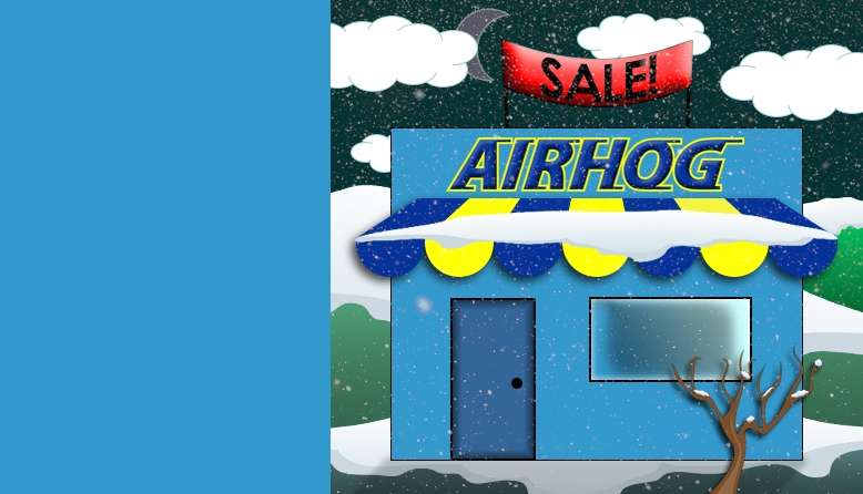 Airhog Winter Sale